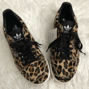 Adidas Continental 80 Leopard Sneaker